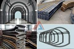 Underground Steel Arch