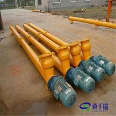 原厂定制管式螺旋输送机