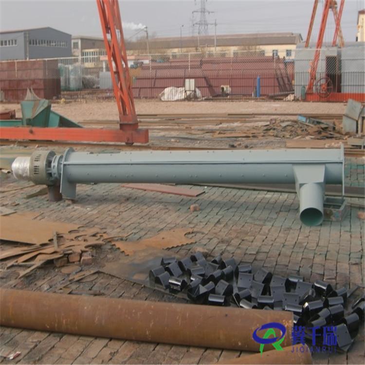 原廠定製管式螺旋輸送機 5