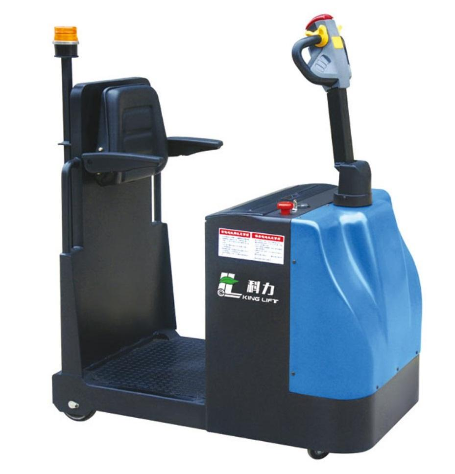 Electric tow tractor stand-on type model KLB30 1