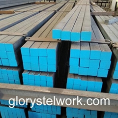 SS400 Hot rolled steel square bar