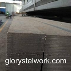 steel flat bar for crane rail