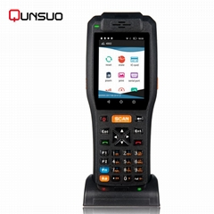 WIFI/NFC RFID Mobile Wireless pos Machine Android Data Terminal