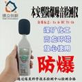 防爆噪声检测仪采用本安防爆技术