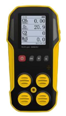 便携式四合一气体检测仪XDB-CD4 2