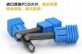 进口金刚石PCD多棱中心尖刀
