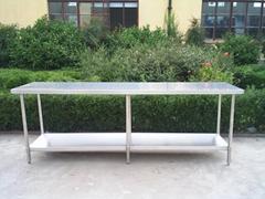Customer-designed Stainless Steel Equipment Stand