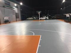 PVC地板場地