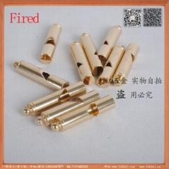 黃銅口哨鑰匙扣挂件