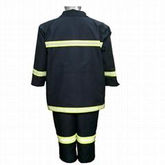 En469 approval fireman suit
