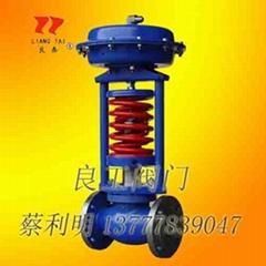 ZZYP-16B自力式蒸汽減壓穩壓閥