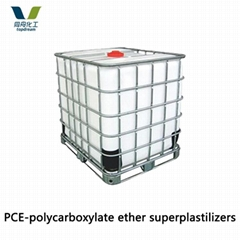 China origin Polycarboxylate ether PCE 50% Liquid