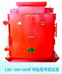 BPB-200/660K矿用四象限防爆变频器