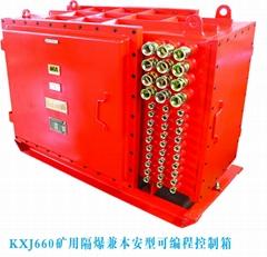 ZTK-200/660礦用防爆提升機變頻電控裝置
