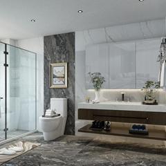 Super Nano Crystal Glass Stone Artificial Marble Bathroom Wall Cladding Flooring