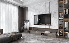 Crystallized Nano Glass Stone Artificial Marble Wall Cladding and Floor Tiles