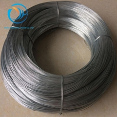 Galvanized iron tying wire