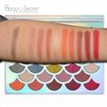 Mermaid Shell Shape High Pigmented Glitter Eyeshadow 32 Color Eyeshadow Palette  5