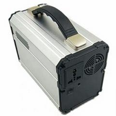 厂家鸿伏交流220V小型300W便携式UPS电源