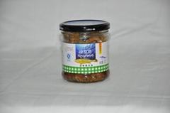 康富德207g青岛特产自产自销一件OEM代加工五香黄花鱼