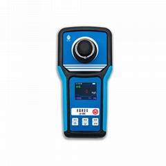 室外手持式氨氮余氯总氯二氧化氯多参数水质测定仪