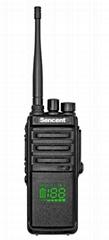 199channels 10watts walkie talkie