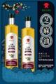 香达人高品质冷榨药用芝麻油750ml*2瓶礼盒 3