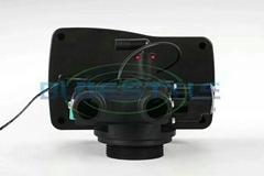 润新阀F75A自动过滤阀 10吨过滤设备玻璃钢树脂罐控制阀头多路阀