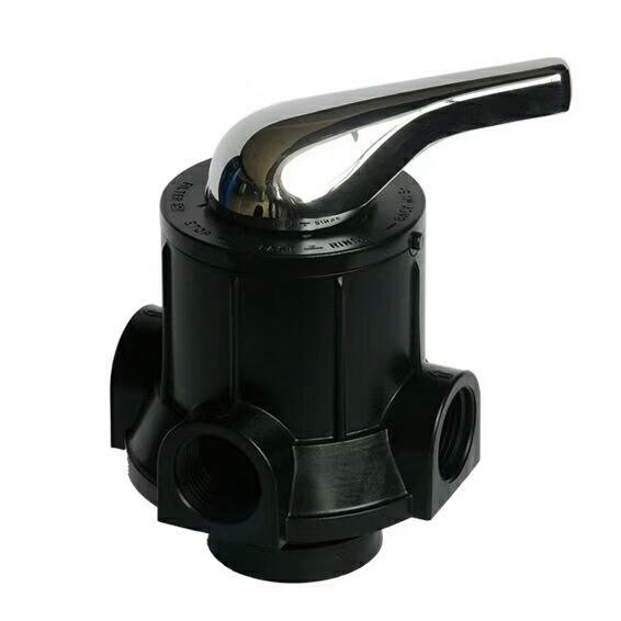 玻璃钢罐控制阀手动过滤阀 润新阀F56E 过滤器控制多路阀头 1