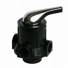 玻璃钢罐控制阀手动过滤阀 润新阀F56E 过滤器控制多路阀头