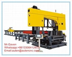 CNC Band Sawing Machine