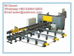 High Speed CNC Beam Drilling and Marking Machine