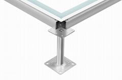 立品 玻璃架空地板