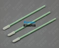 净化 表面处理防静电布头棉签TX766特价批发