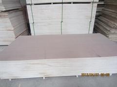 廠家供應桉木芯普通多層板12mm膠合板五合板