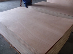桃花芯面傢具板貼科技木膠合板標準板材
