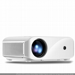 New model! VIVIBRIGHT F10 Portable DLP pico Projector 2800Lumens mini projector