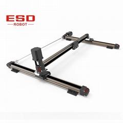 3D打印机专用三轴机器人线性模组滑台