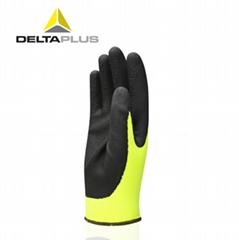 代尔塔抗撕裂针织劳保防护手套