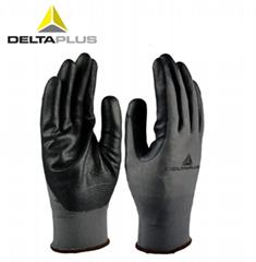 代爾塔南京勞保代理丁腈塗層針織手套