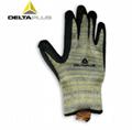 代尔塔乳胶涂层防切割防水耐磨损劳保手套 2