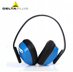 代尔塔专业隔音耳罩睡觉工降噪护耳器