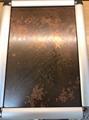 不鏽鋼鍍銅板,不鏽鋼納米色油板,不鏽鋼高檔裝修板 2