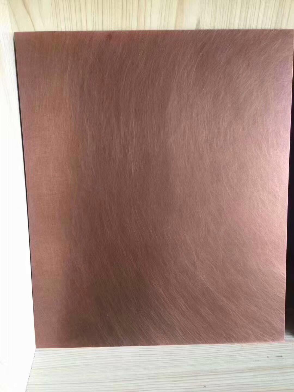 不鏽鋼鍍銅板,不鏽鋼納米色油板,不鏽鋼高檔裝修板 3