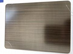 不鏽鋼鍍鈦板