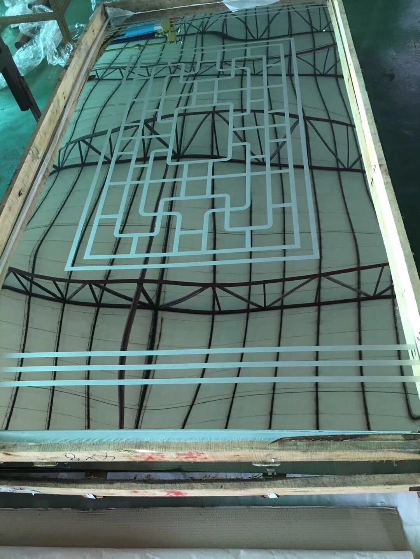 不鏽鋼電梯門板 2