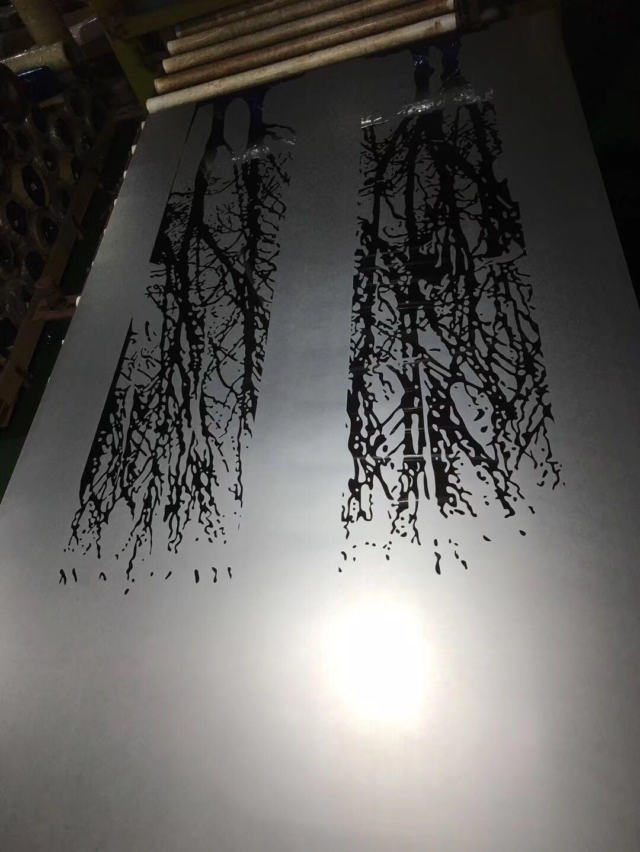 不鏽鋼電梯門板 5