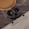 装饰万圣节南瓜笑脸金葱粉eva儿童贴纸 5