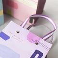 纸袋定做印logo定制礼品袋手提袋厚服装店小清新铆钉纸袋大号 2