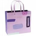 纸袋定做印logo定制礼品袋手提袋厚服装店小清新铆钉纸袋大号 5